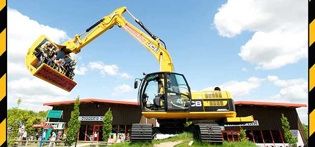 EngineeringFest @ Diggerland – 31 May 2018