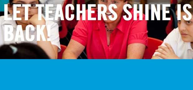 Let Teachers SHINE