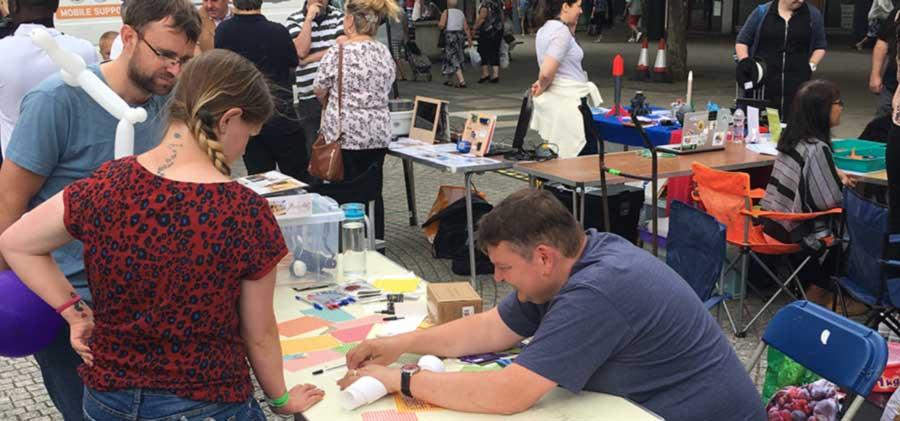 Basildon Street Science Festival